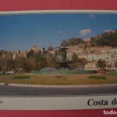 Postales: POSTAL SIN CIRCULAR DE PLAZA DE TORRIJOS MALAGA LOTE 40. Lote 271537173