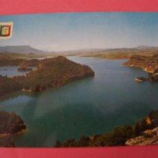 Postales: POSTAL SIN CIRCULAR DE PANTANO DEL CHORRO MALAGA LOTE 40. Lote 271538148
