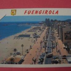 Postales: POSTAL SIN CIRCULAR DE EL PASEO MARITIMO FUENGIROLA MALAGA LOTE 40. Lote 271538463