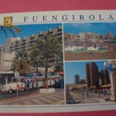 Postales: POSTAL SIN CIRCULAR DE FUENGIROLA COSTA DEL SOL MALAGA LOTE 40. Lote 271538558
