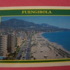 Postales: POSTAL SIN CIRCULAR DE FUENGIROLA COSTA DEL SOL MALAGA LOTE 40. Lote 271538618