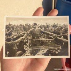 Postales: ANTIGUA POSTAL DE HITLER Y EL PARTIDO NACI EN NUREMBERG. Lote 273011063