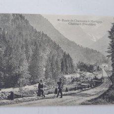 Cartes Postales: POSTAL SUIZA CHAMONIX. Lote 273616113