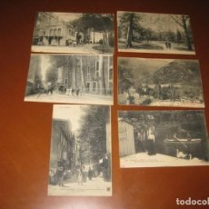 Cartoline: 6 POSTALES DE VERNET-LES-BAINS. Lote 275667498