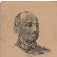 Postales: POSTAL- GENERAL MILITAR ALEMAN VON KLUCK-SIN-ALEMANIA. Lote 276441188