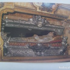 Postales: POSTAL DEL SANTUARIO DE MARIA AUXILIADORA : URNA DE SAN JUAN BOSCO. TURIN ( ITALIA ). Lote 276496213