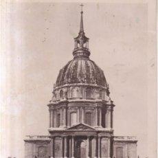 Postales: FRANCIA PARIS LES INVALIDES 1921 POSTAL CIRCULADA. Lote 276807368