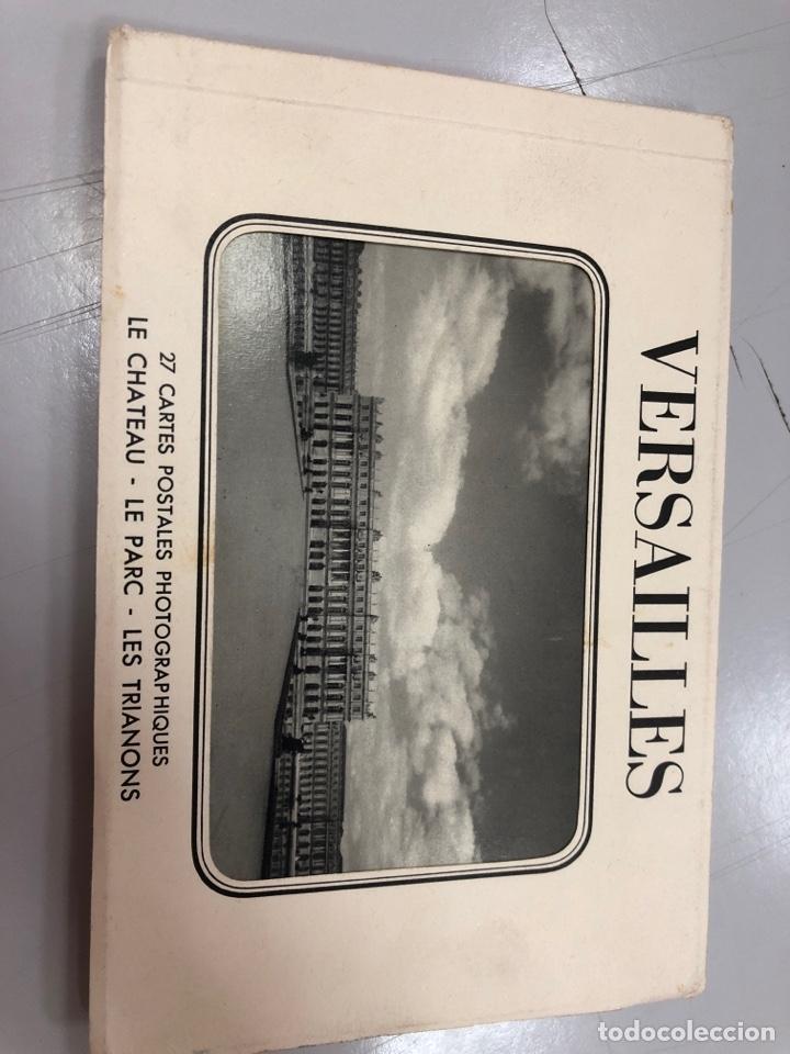 POSTALES VERSALLES VERSAILLES ANTIGUO PACK DE 27 POSTALES (Postales - Postales Extranjero - Europa)