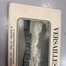 Postales: POSTALES VERSALLES VERSAILLES ANTIGUO PACK DE 27 POSTALES. Lote 276997968
