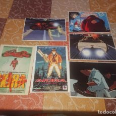 Cartes Postales: POSTAL AKIRA LOTE DE 6 SIN CIRCULAR. Lote 277273633