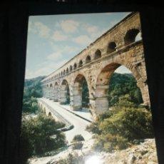 Postales: PONT DU GARD, FRANCIA, AÑOS 60.POSTAL. Lote 277531118