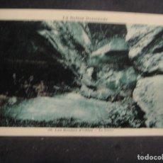Postales: GRUTA DE LES ROCHES D'OETRE - FRANCIA - POSTAL SIN CIRCULAR. Lote 277736768