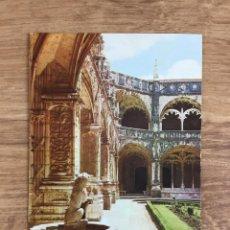 Postales: POSTAL DE LISBOA - MONASTERIO DE LOS JERÓNIMOS. Lote 277738163