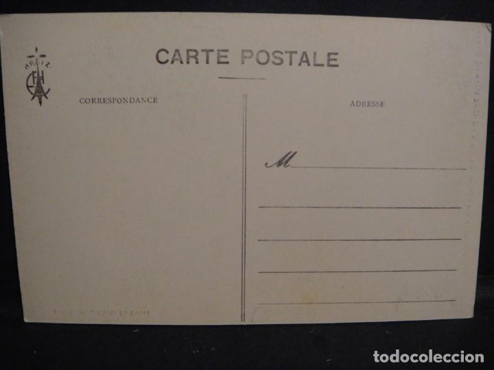 Postales: abuelo y nieta- francia - coleccion e. hamonic - sin circular - Foto 2 - 277738638