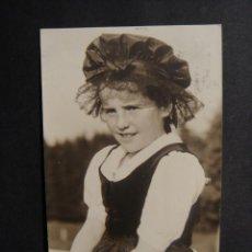 Postales: PETITE VAUDOISE - SUIZA - EDI. PERROCHET - CIRCULADA 1921. Lote 277739083