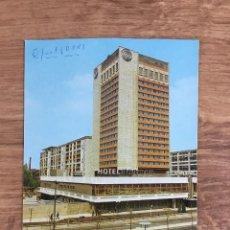 Postales: POSTAL DE ERFURT HOTEL KOSMOS ( ALEMANIA AÑOS 60/70 ). Lote 277739408