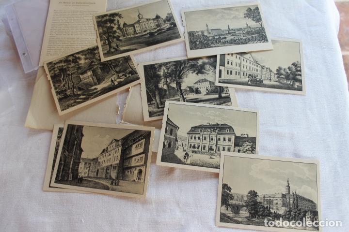 Postales: BILDKARTEN NACH ZEITGENOSSISCHEN ANSICHTEN, MARKKLEEBERG LEIPZZIG ALEMANIA - Foto 2 - 278182088