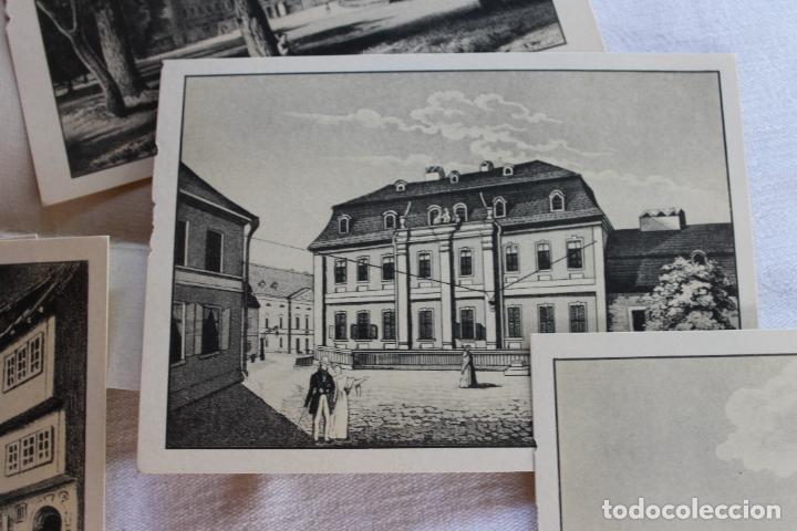 Postales: BILDKARTEN NACH ZEITGENOSSISCHEN ANSICHTEN, MARKKLEEBERG LEIPZZIG ALEMANIA - Foto 4 - 278182088