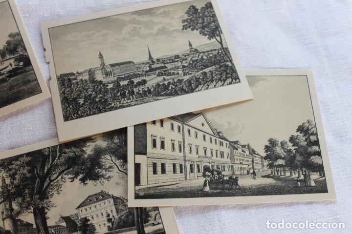 Postales: BILDKARTEN NACH ZEITGENOSSISCHEN ANSICHTEN, MARKKLEEBERG LEIPZZIG ALEMANIA - Foto 5 - 278182088
