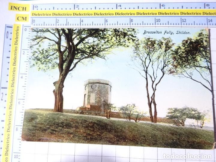 POSTAL DE REINO UNIDO GRAN BRETAÑA. BRUSSELTON FOLLY SHILDON. 1835 (Postales - Postales Extranjero - Europa)