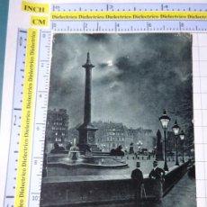 Postales: POSTAL DE REINO UNIDO GRAN BRETAÑA. LONDON TRAFALGAR SQUARE. 1840. Lote 278296478