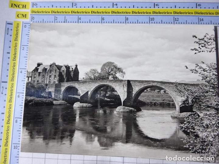 POSTAL DE REINO UNIDO GRAN BRETAÑA. STIRLING OLD BRIDGE. 1844 (Postales - Postales Extranjero - Europa)