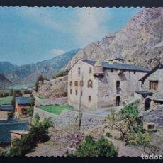 Cartes Postales: ANDORRA, CASA DE LA VALL, POSTAL CIRCULADA CON SELLOS DE LOS AÑOS 50. Lote 278474803