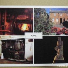Cartoline: BURNS SITES. THE BURNS HOWFF AT THE GLOBE INN. SIN CIRCULAR. Lote 278802683
