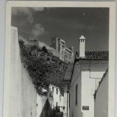 Cartoline: PORTUGAL, LEIRIA ANTIGA. CASTELO. LOTY. FOTOGRÁFICA, SIN CIRCULAR.. Lote 278840688