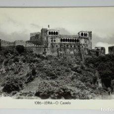Cartoline: PORTUGAL, LEIRIA. 1086. O CASTELO. DULLIA. FOTOGRÁFICA. SIN CIRCULAR.. Lote 278840753