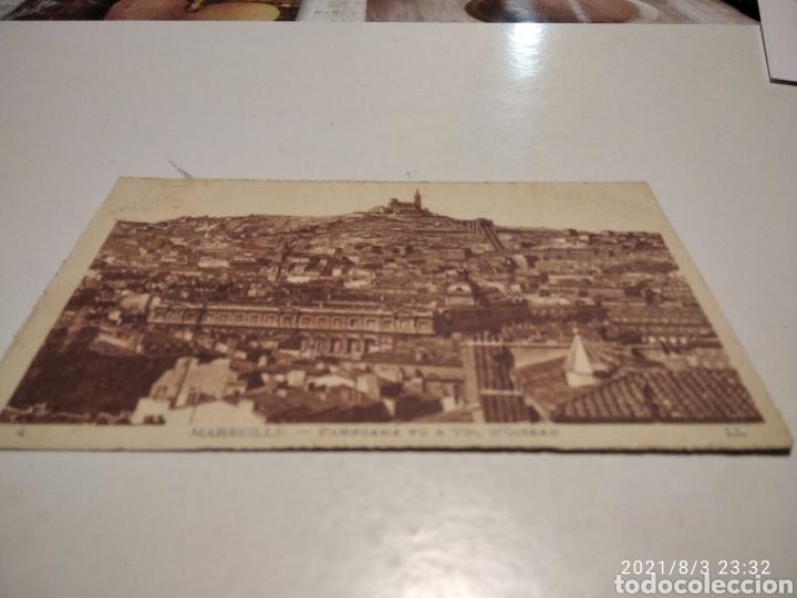 POSTAL ANTIGUA MARSEILLE (Postales - Postales Extranjero - Europa)