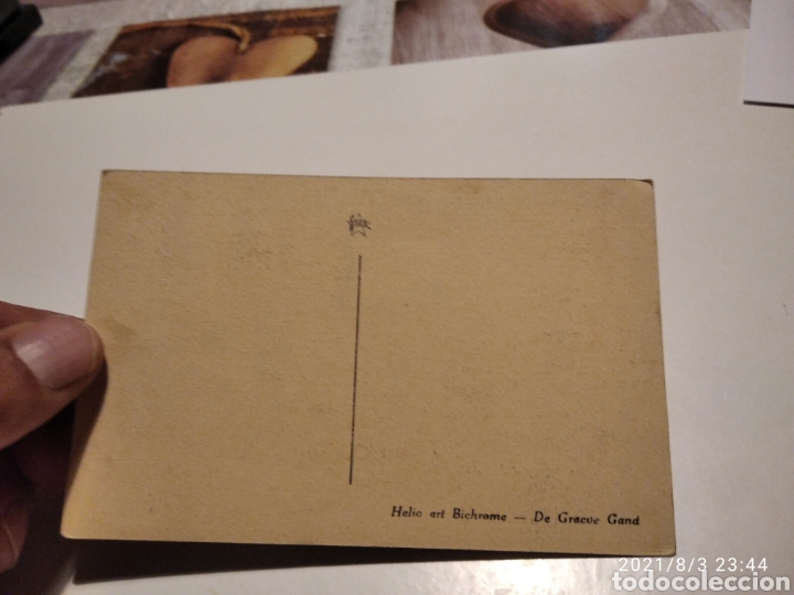 Postales: Postal antigua Ostende iglesia SS Pierre et Paul - Foto 2 - 279332113