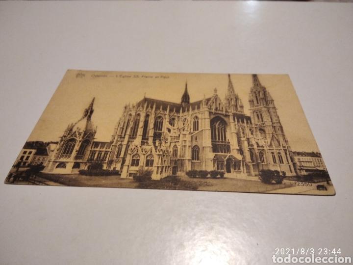POSTAL ANTIGUA OSTENDE IGLESIA SS PIERRE ET PAUL (Postales - Postales Extranjero - Europa)