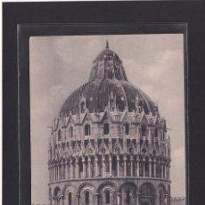 Postales: PISA - IL BATTISTERO. (ITALIA). Lote 279585808