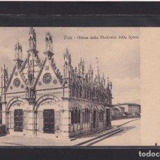 Postales: PISA - CHIESA DELLA MADONNA DELLA SPINA (ITALIA). Lote 279585933