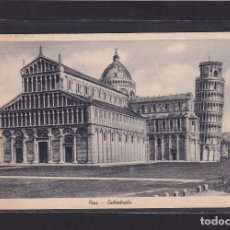 Postales: PISA - CATTEDRALE (ITALIA). Lote 279586073
