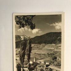 Postales: VALLS D'ANDORRA POSTAL NO.51, LA MASSANA. VISTA GENERAL, V. CLAVEROL (H.1950?) S/C. Lote 279589248