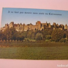 Postales: POSTAL DE CARCASSONNE. FRANCIA.. Lote 280108858
