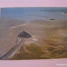 Postales: POSTAL DE FRANCIA. LE MONT SAINT MICHEL. ESCRITA. 1986.. Lote 280109193