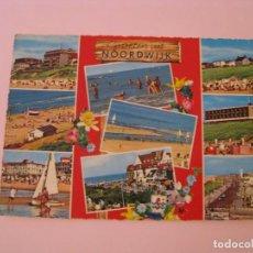 Postales: POSTAL DE PAISES BAJOS. GROETEN UIT NOORDWIJK.. Lote 280110028