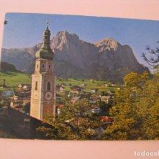 Postales: POSTAL DE ITALIA. DOLOMITEN SCHLERNGEBIET KASTELRUTH.. Lote 280110593