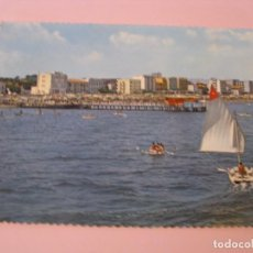 Postales: POSTAL DE ITALIA. CATTOLICA. CIRCULADA 1961.. Lote 280110833