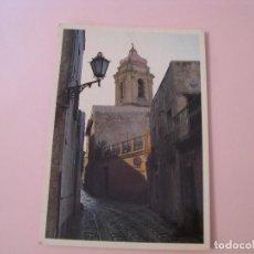 Postales: POSTAL DE ITALIA. ERICE. CIRCULADA 1988.. Lote 280110868