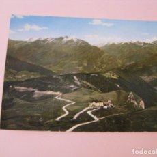 Postales: POSTAL DE ITALIA. STRADA PASSO DEL GIOVO. JAUFENPASS.. Lote 280110963