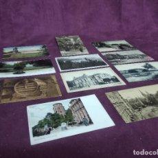 Cartoline: PPIOS XX, 11 ANTIGUAS POSTALES DE ALEMANIA, LA MAYORÍA ESCRITAS Y FRANQUEADAS, B/N Y COLOREADAS. Lote 287683898