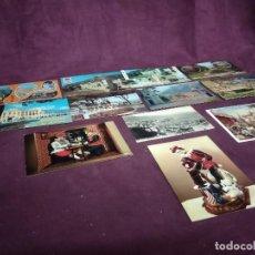 Cartoline: 12 ANTIGUAS POSTALES DE MONTECARLO, VARIOS TEMAS. Lote 287686383