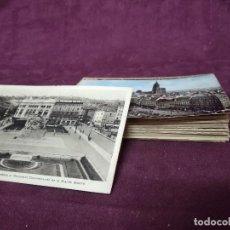 Cartoline: GRAN LOTE DE UNAS 71 POSTALES ANTIGUAS DE FRANCIA, 57 FRANQUEADAS, B/N Y COLOREADAS. Lote 287698503