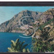 Postales: ITALIA, POSITANO VISTA DE ARIENZO, 1966. Lote 288061893