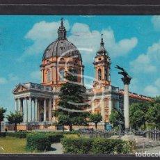 Postales: ITALIA, TURÍN BASÍLICA DE SUPERGA (MTR.672). Lote 288062333