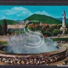 Postales: ITALIA, ABANO TERME (PADUA) DETALLE DEL MANANTIAL DE MONTIRONE. Lote 288062423